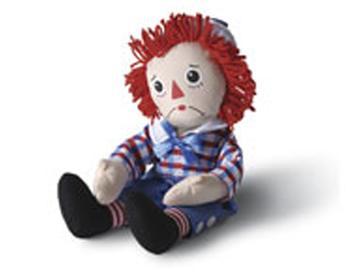 Unhappy Spooky Doll