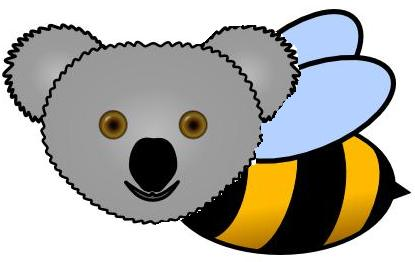 Koalabee. Courtesy of: your nightmares!