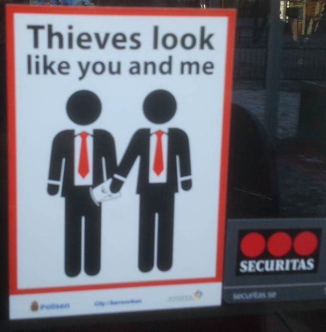 Red Tie Thieves