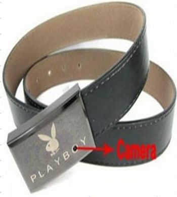 Playboy Hidden Belt Camera