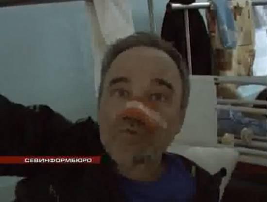 Andrei Petkov NTS Crimea