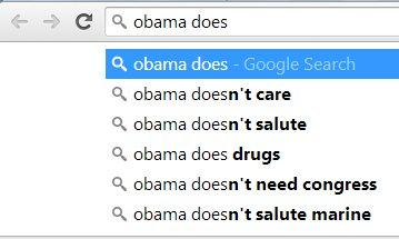 Obama does