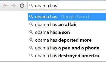 Obama has