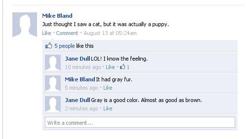 Boring Puppy Status