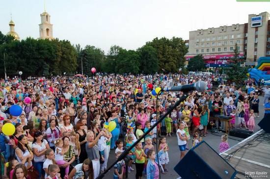 Slovyansk Independence Day