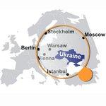 Ukraine Map With Cities