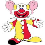 Big Ear Clown
