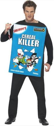 Cereal Killer Costume Small