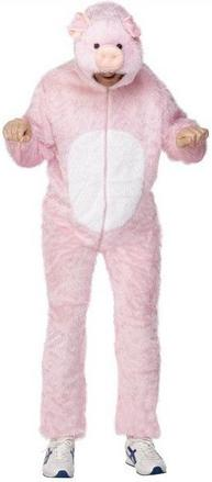 Pinky Pig Costume Small