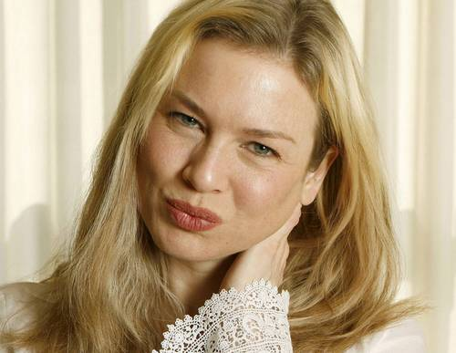 Renee Zellweger's new face: Renee Zellweger Old Picture