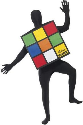 Rubik's Cube Suit Small