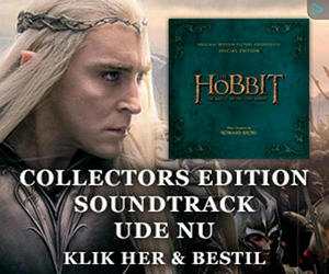 Hobbit Soundtrack Google Ad