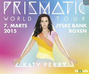 Katy Perry Tour Google Ad