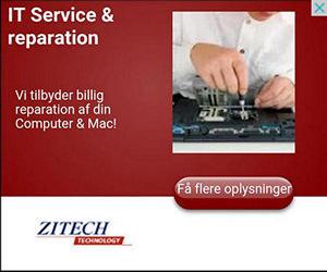 Zitech Computer Repair Google Ad