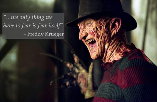 Freddy Krueger Quote