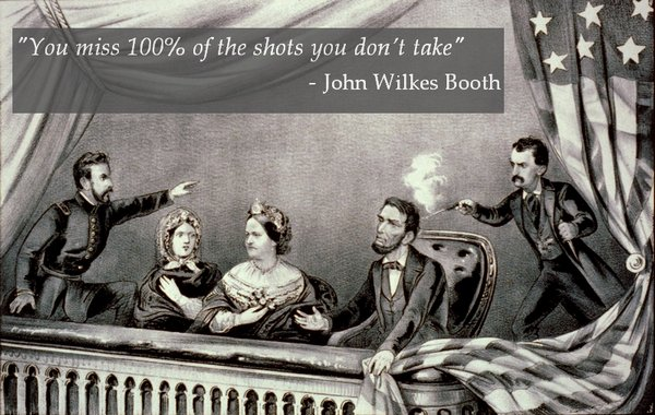 John Wilkes Booth Quote