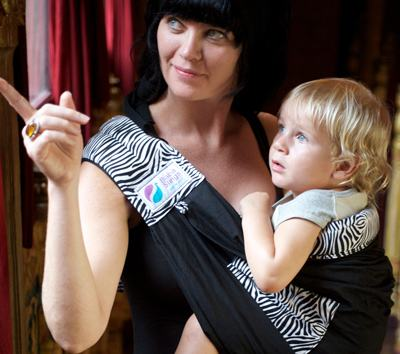 Baba sling baby carrier