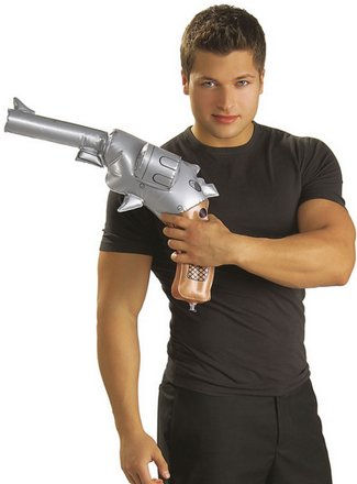 Blow-Up Pistol Costume