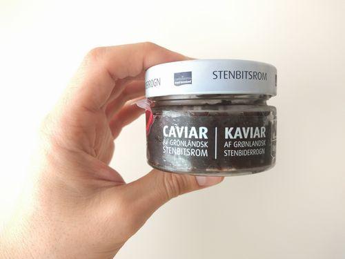 Greenland black caviar